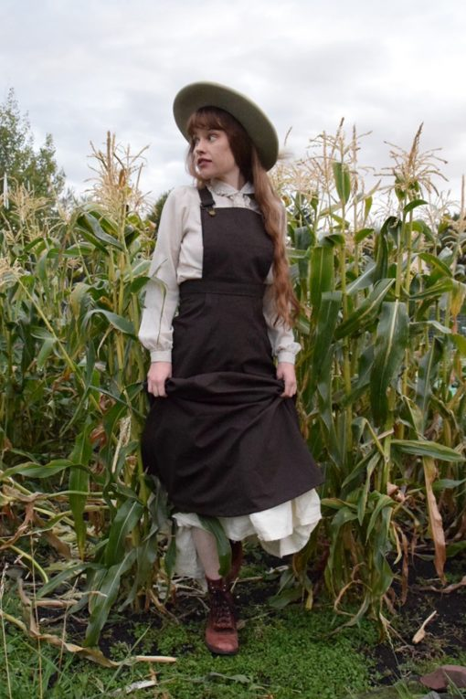 Prairie work Pinafore