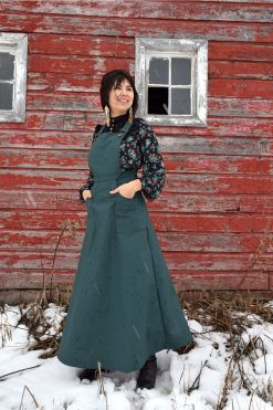 prairie homestead pinafore