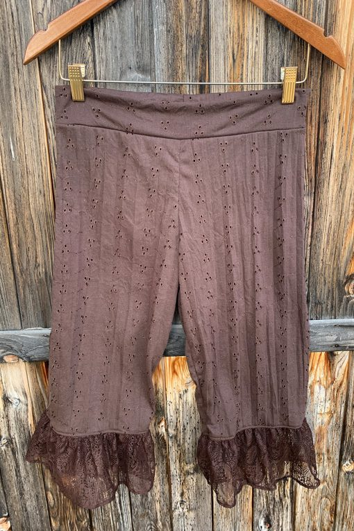 cotton stretch bloomers