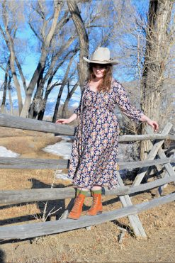 peasant prairie dress
