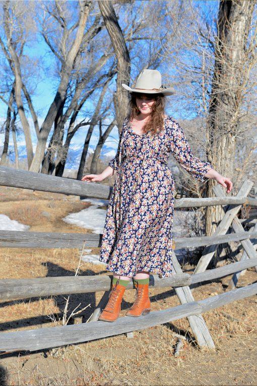 peasant prairie dress