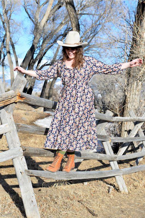 versatile Peasant dress