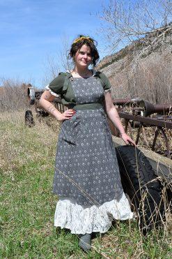 vintage style prairie clothing