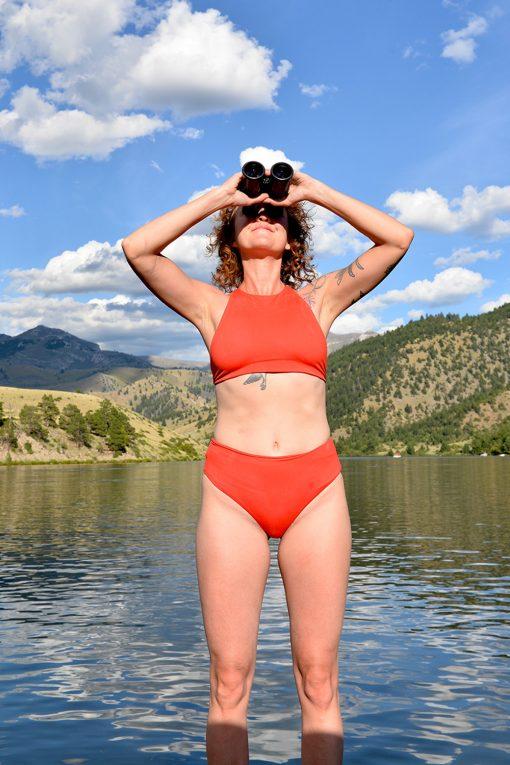 sustainable swimwear